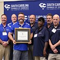McBee Team and Safety Award Thumbnail